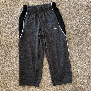 Old Navy Boys Active Sweatpants w/ White Detail